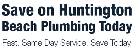 Plumber Huntington Beach